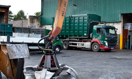 Commercial Scrap Metal in Leeds