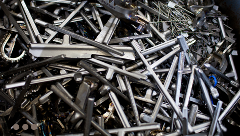 Scrap Metal Recycling in Accrington