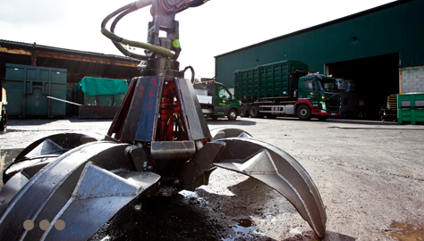 Commercial Scrap Metal in Huddersfield