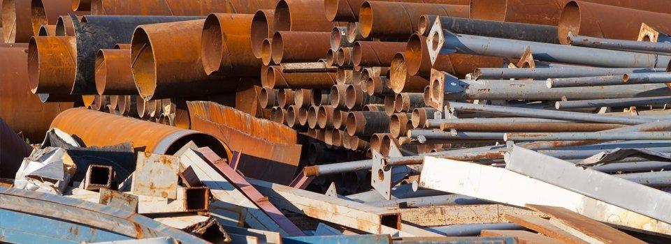 Scrap Metal Recycling in Burnley